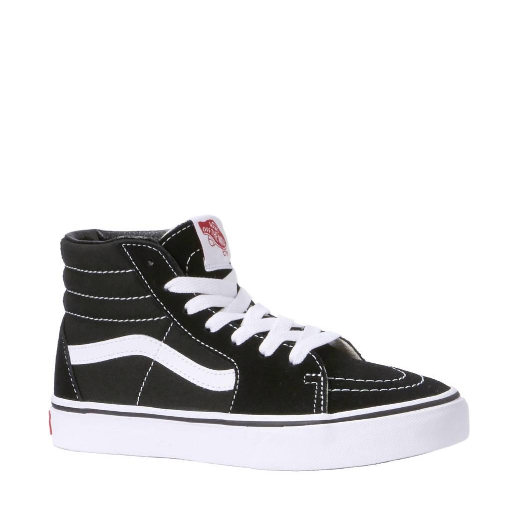 VANS   UY SK8- Hi sneakers, Zwart /wit