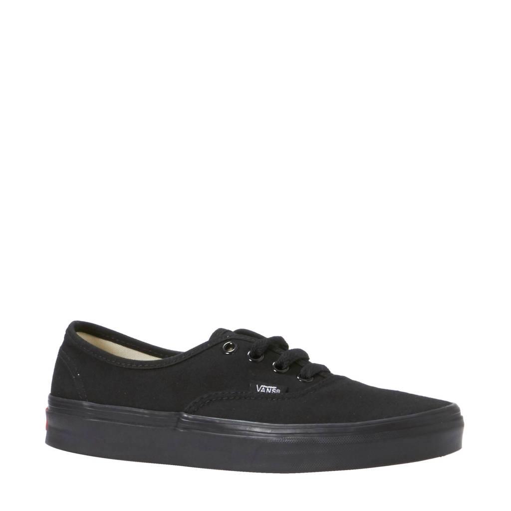VANS   UA Authentic sneakers zwart, Zwart