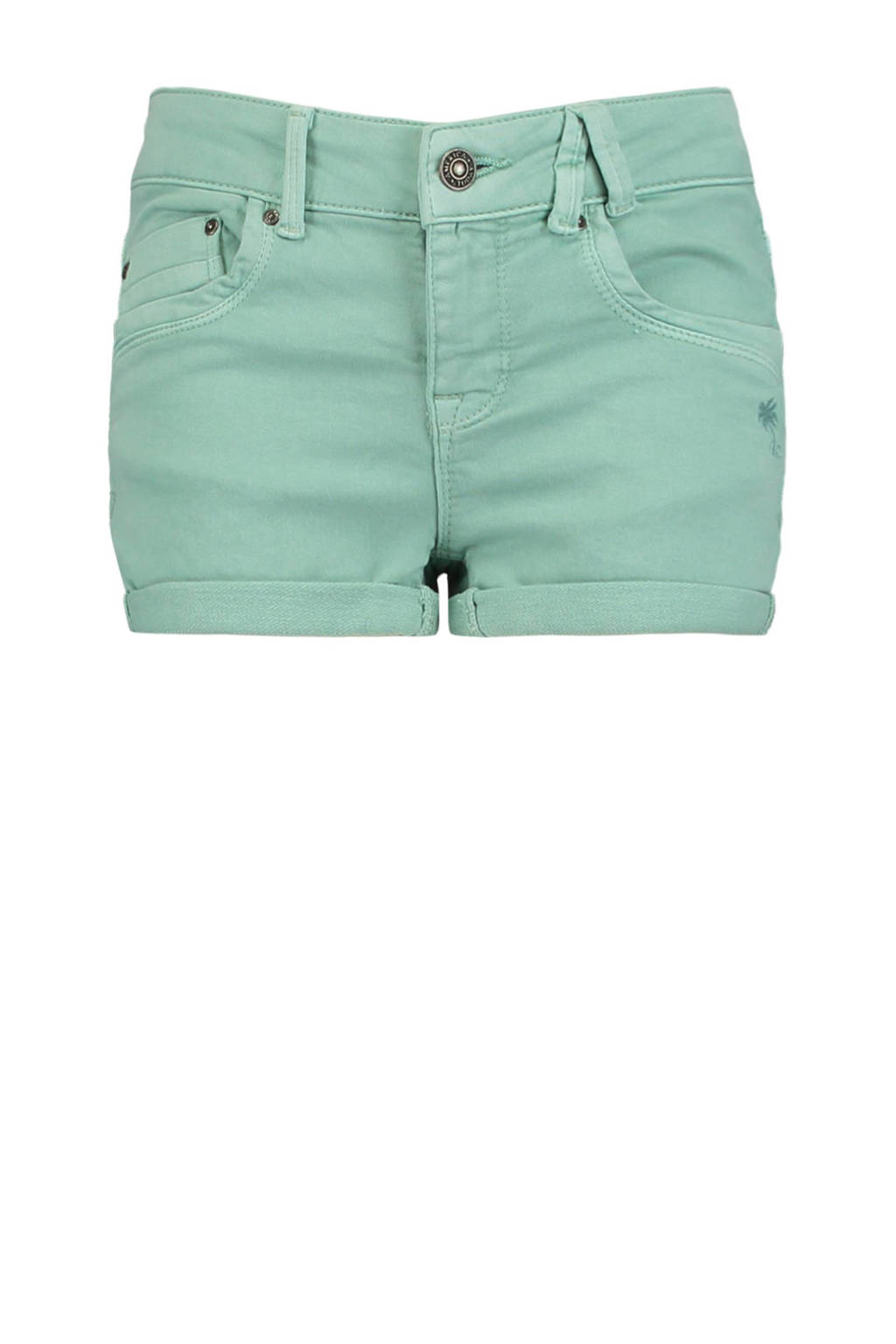 America Today Junior jeans short Noelle Jr. lichtgroen, Lichtgroen