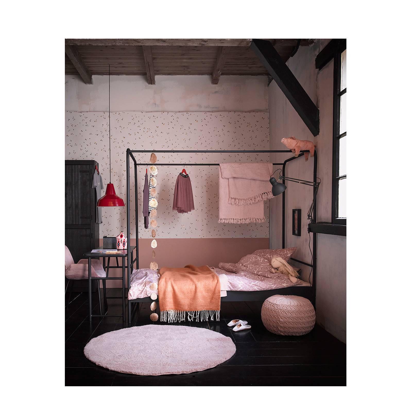 Eenpersoons Bank Bed.Vtwonen Eenpersoons Hemelbed Bunk 90x200 Cm Wehkamp