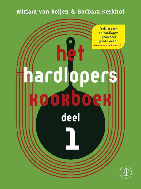 Het hardloperskookboek deel 1 - Miriam van Reijen en Barbara Kerkhof