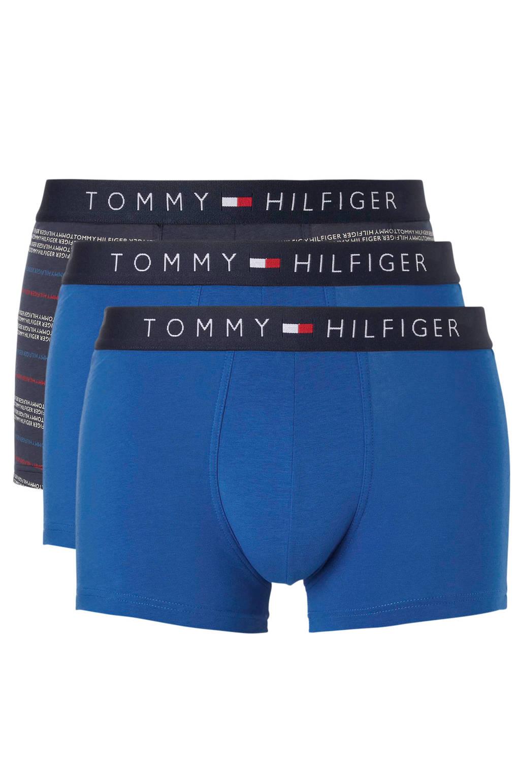 Tommy Hilfiger boxershort (set van 2), Marine/blauw