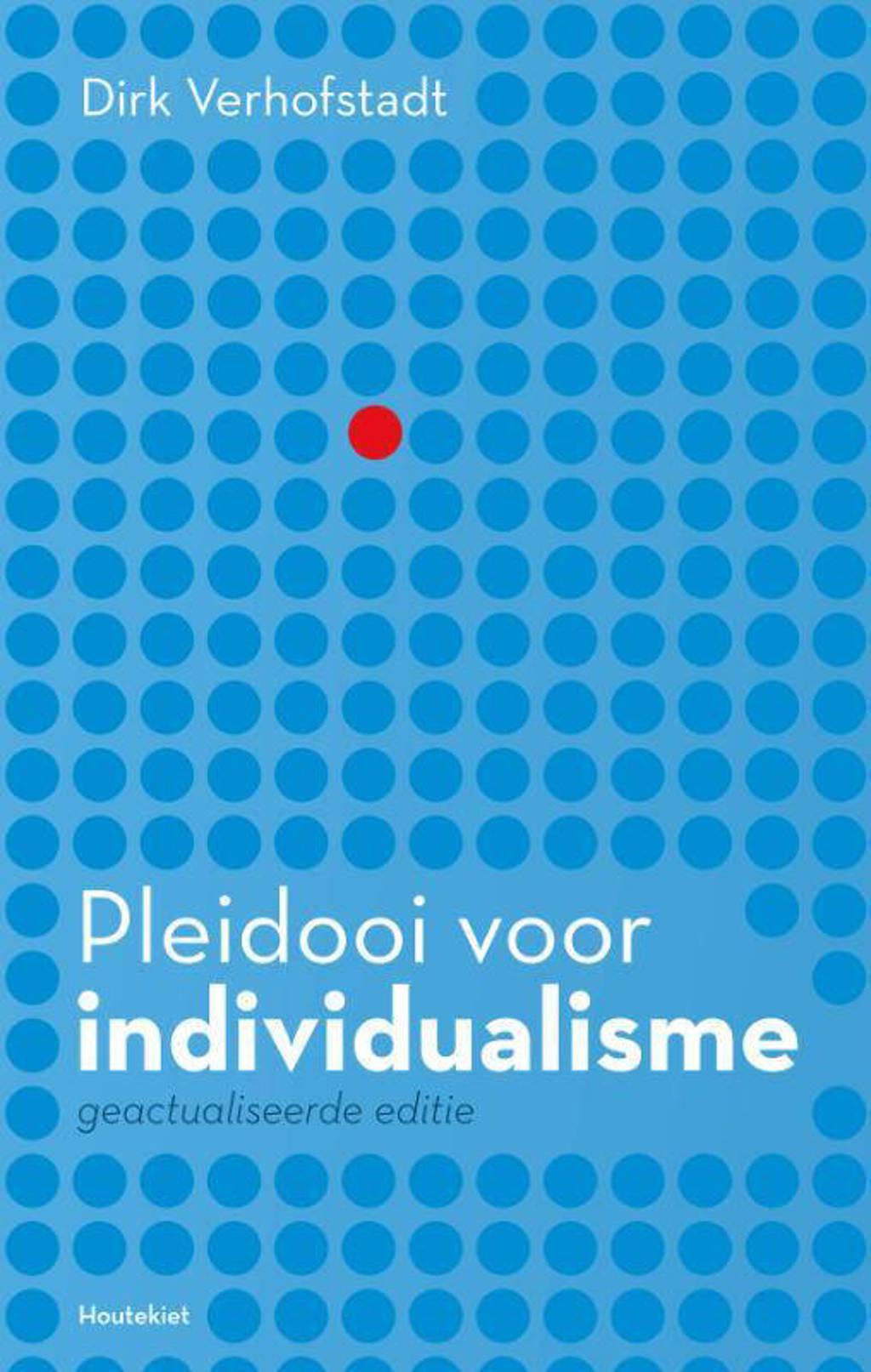 Pleidooi voor individualisme - Dirk Verhofstadt