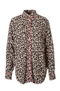 Catwalk Junkie Leopard Love blouse (dames)