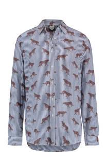 Catwalk Junkie Big Cat blouse (dames)