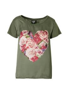 Catwalk Junkie Boom Bloom T-shirt