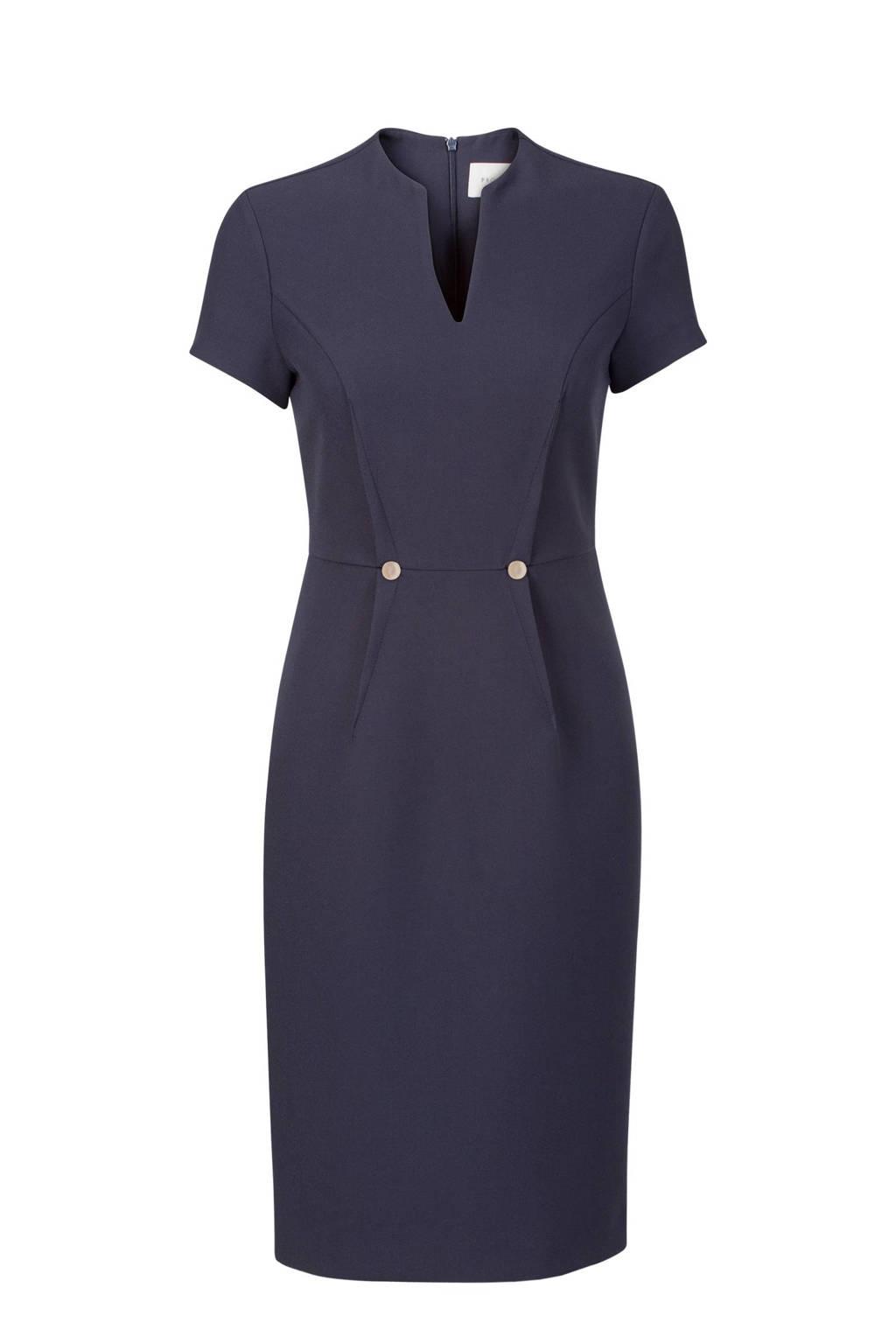 Promiss jurk marineblauw, Marineblauw