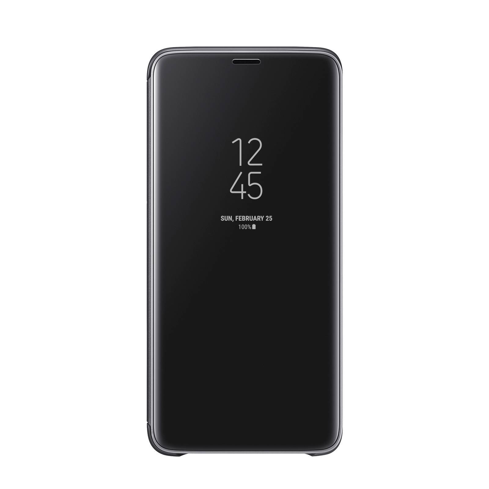 Samsung Galaxy S9+ Clear View Stand Cover