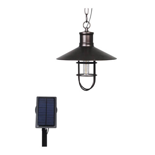 Luxform hanglamp Caledon (solar) kopen