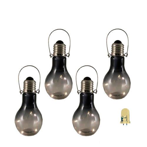 feestverlichting bulbs (set van 4)