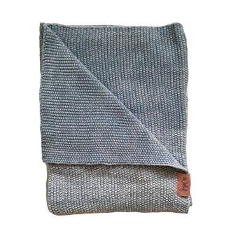 Tuck-Inn® ledikantdeken ombre dusty blue