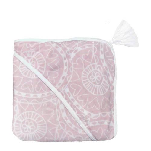 Witlof for kids Little lof badcape misty pink kopen