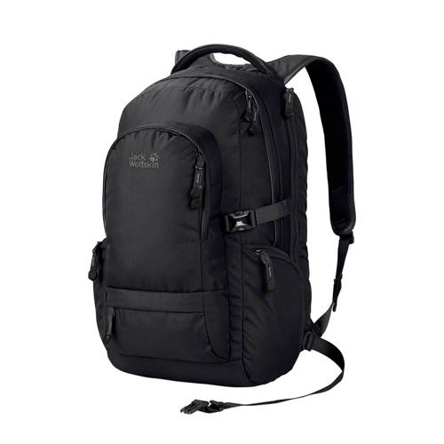 Jack Wolfskin Trooper 32 Rugzak Black