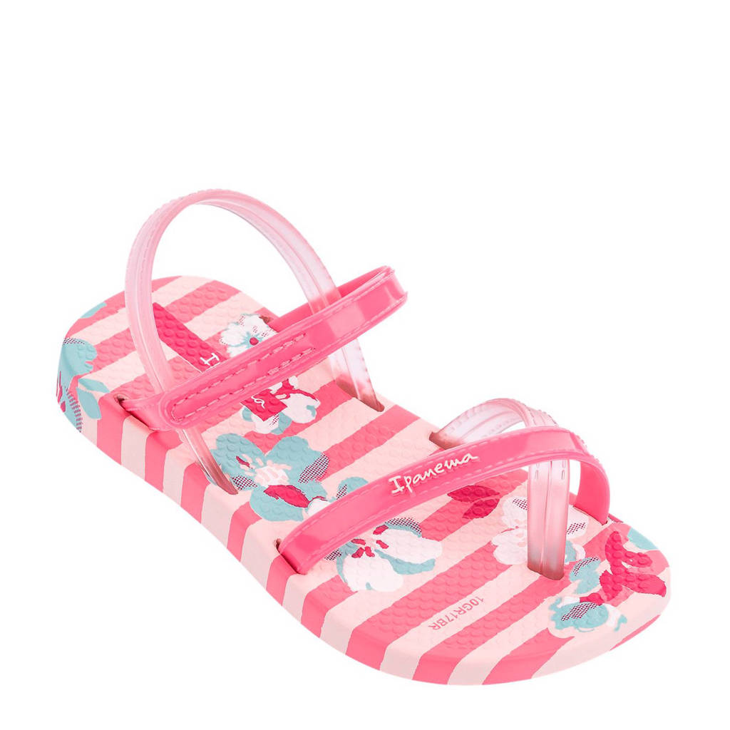 Ipanema Fashion Sandal teenslipper, Roze/lichtroze