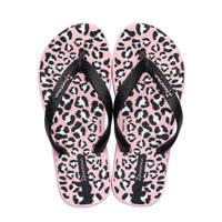 Ipanema   Classic teenslippers met luipaardprint, Roze