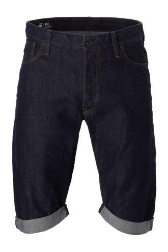Arc 3D straight fit jeans short