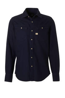 G-Star RAW 3301 slim fit overhemd (heren)