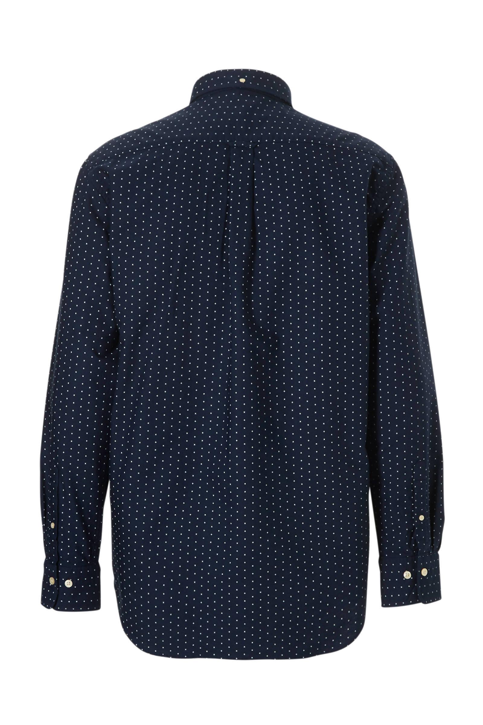 fit overhemd GANT overhemd GANT fit regular regular w6PWxCaqP