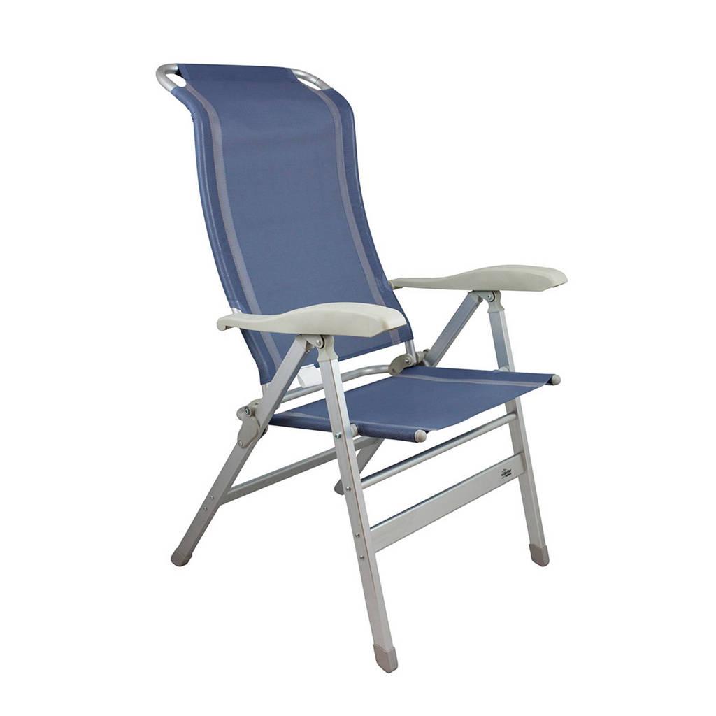 Vrijbuiter Outdoor  Atlantic campingstoel blauw, Sky blue
