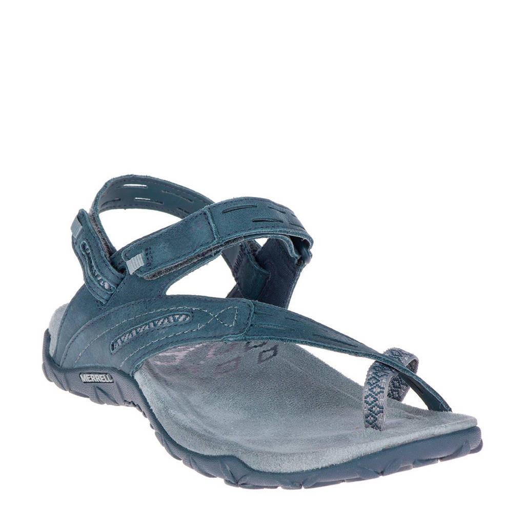 Merrell   outdoor sandalen Terran Convertible II blauw, Blauw
