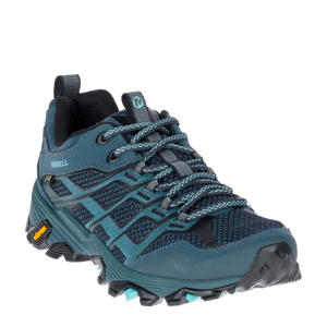 Moab FST wandelschoenen blauwgrijs/zwart