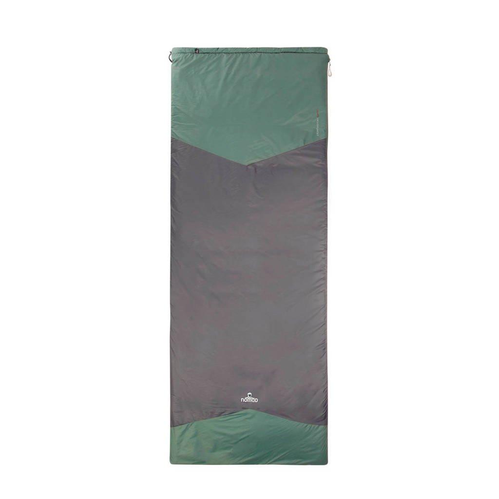 Nomad  Monsoon slaapzak, Groen/grijs
