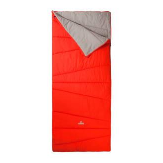 Melville slaapzak oranje - grijs