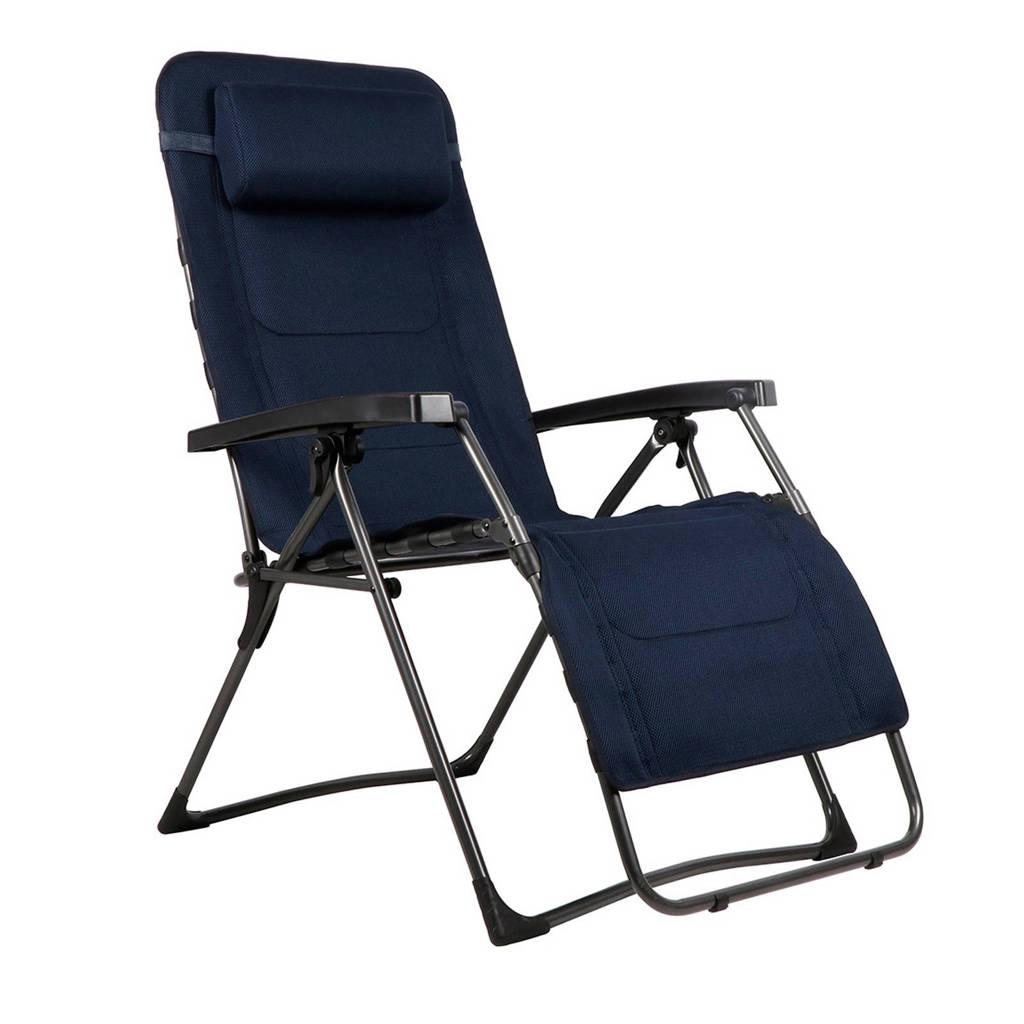 Redwood  Emerald relaxstoel donkerblauw, Donkerblauw