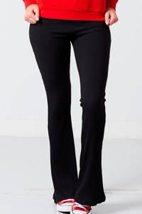 America Today flared legging zwart, Zwart