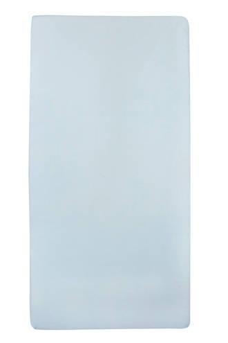 jersey hoeslaken peuterbed 70x140/150 cm Lichtblauw