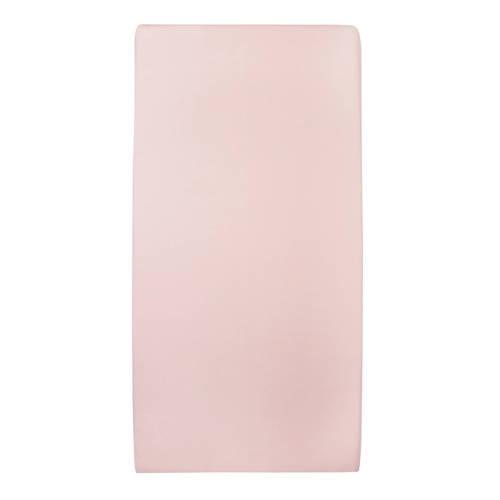 Hoeslaken Meyco Ledikant Jersey Licht Roze