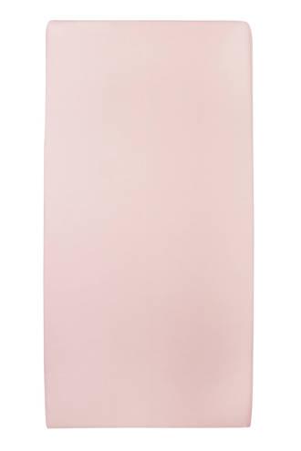 jersey hoeslaken peuterbed 70x140/150 cm Lichtroze