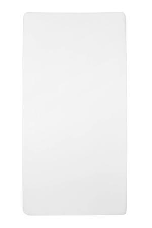 jersey hoeslaken peuterbed 70x140/150 cm Wit