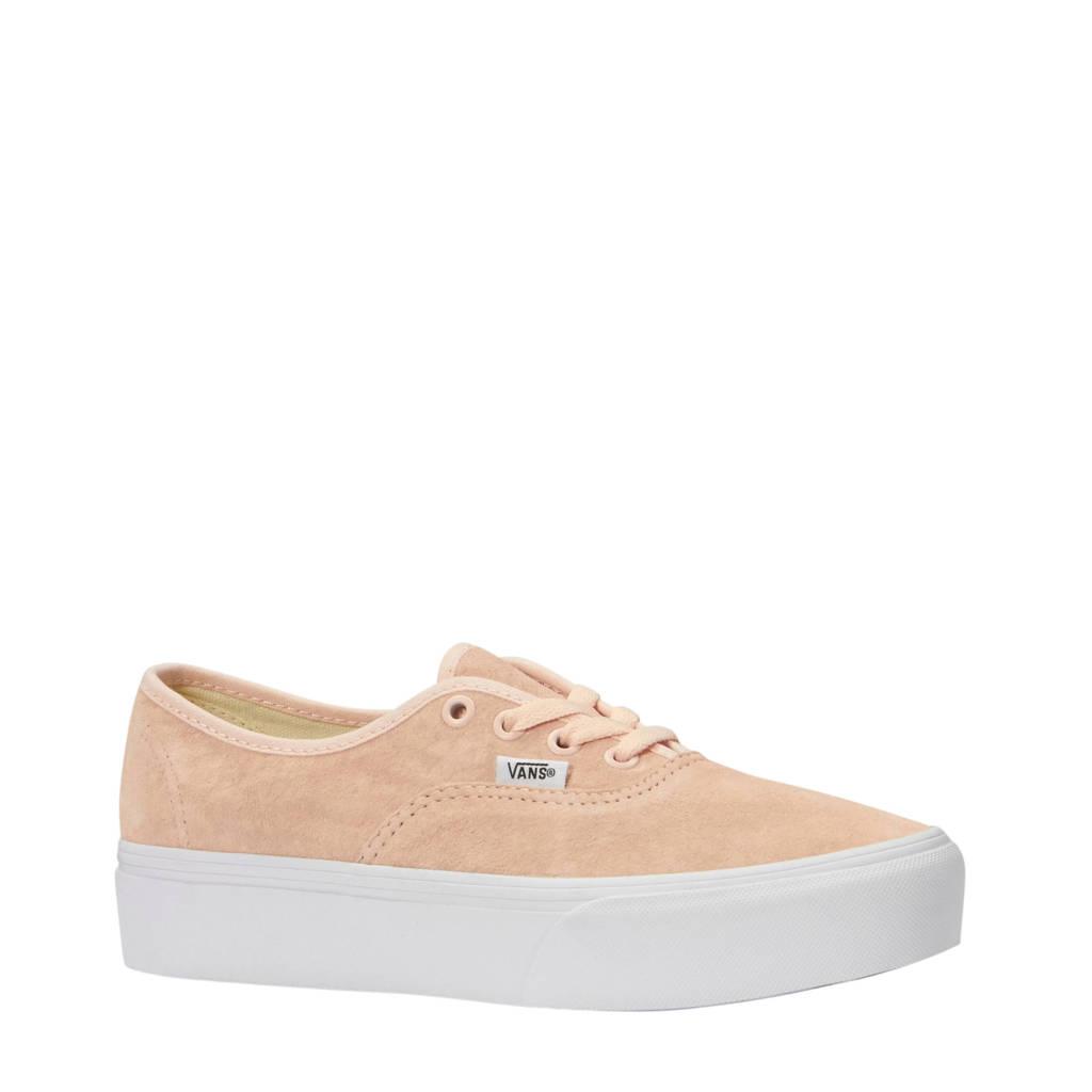 f3b06d850c VANS Authentic Platform 2.0 suède sneakers