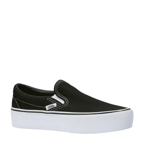 UA Classic Slip-On sneakers zwart