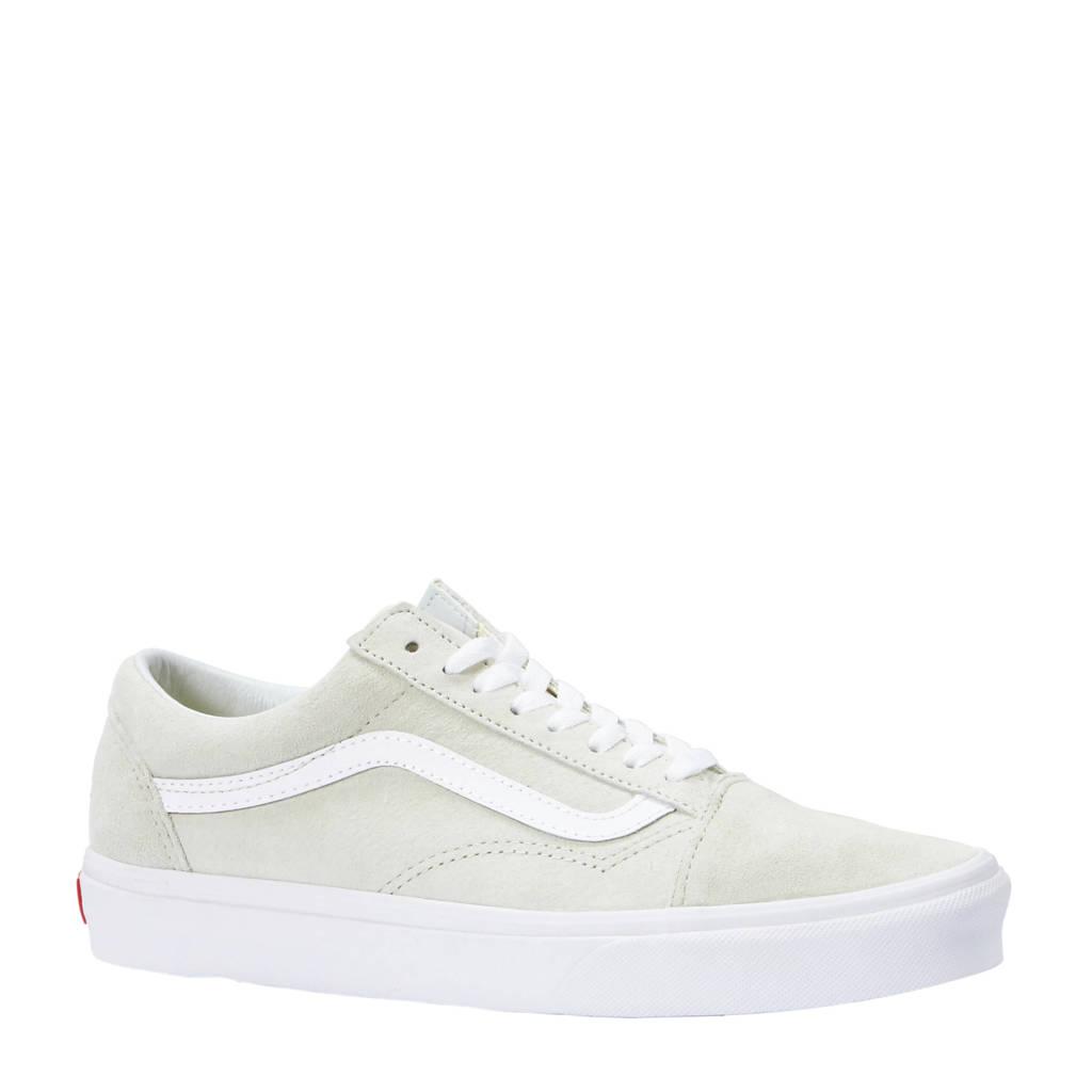 e45801e7a5 VANS Old Skool suède sneakers beige