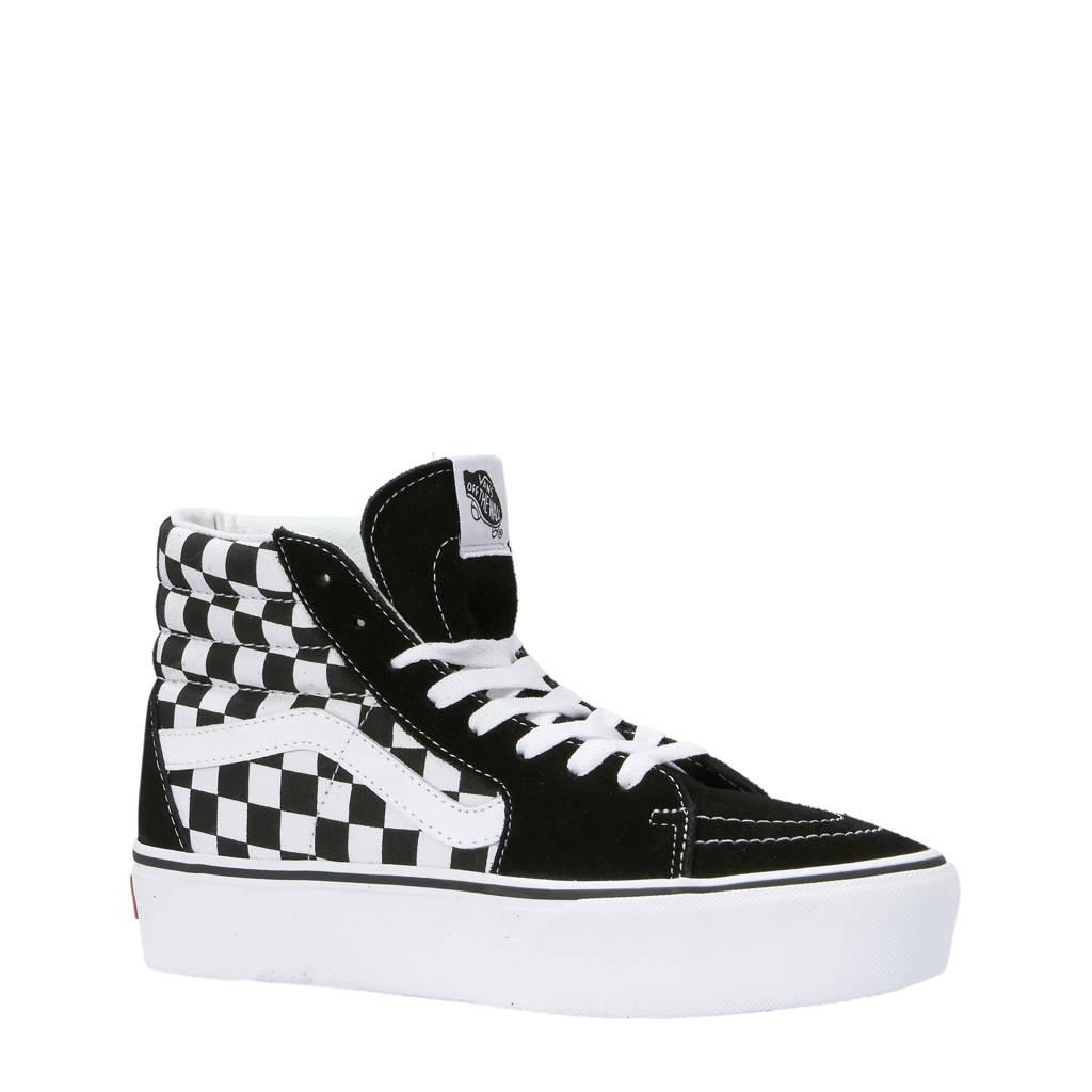 VANS   Sk8-Hi Platform 2.0 sneakers, Zwart
