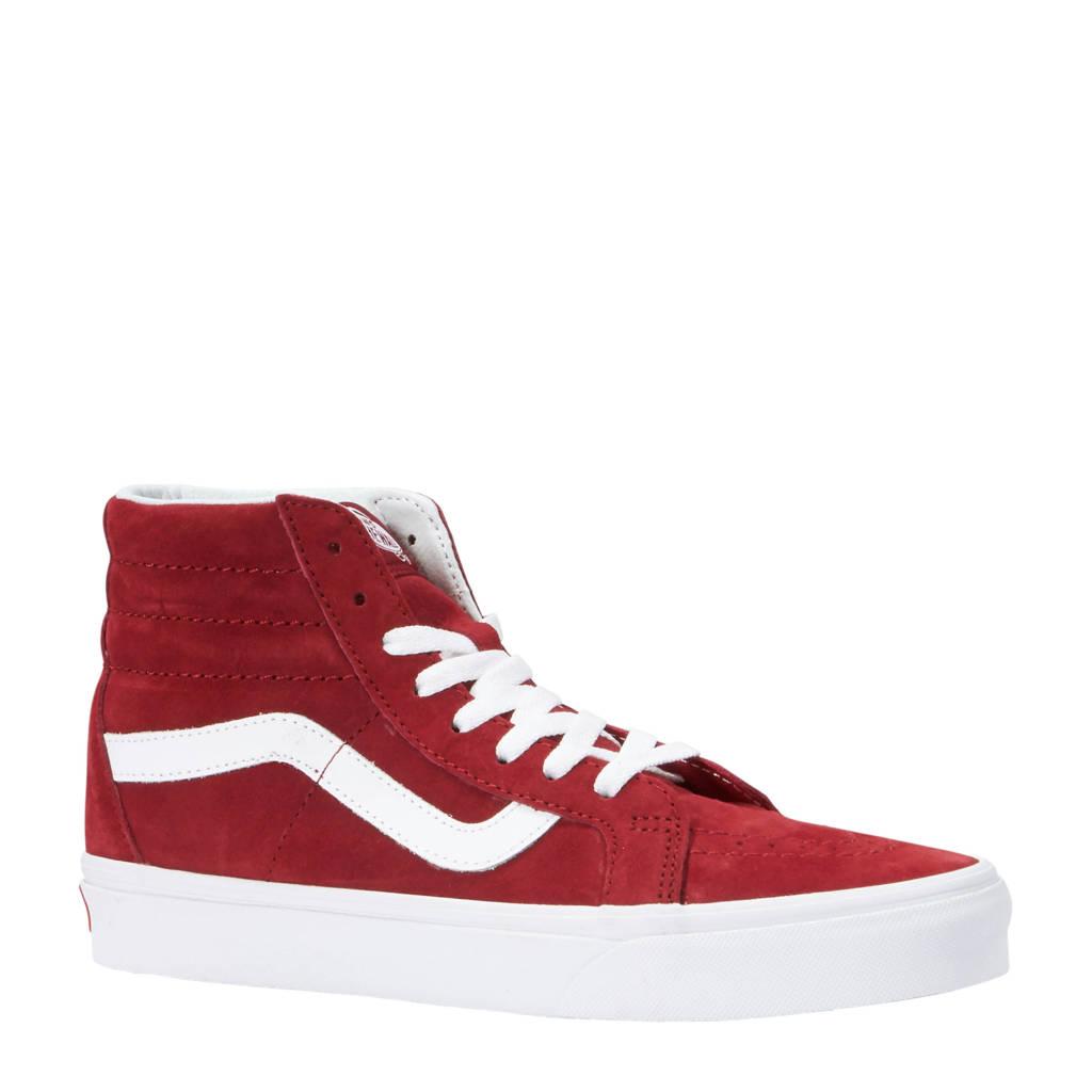 e290ebb59e VANS suède sneakers rood