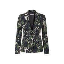 product afbeelding Miss Etam Regulier blazer met bladeren (dames)