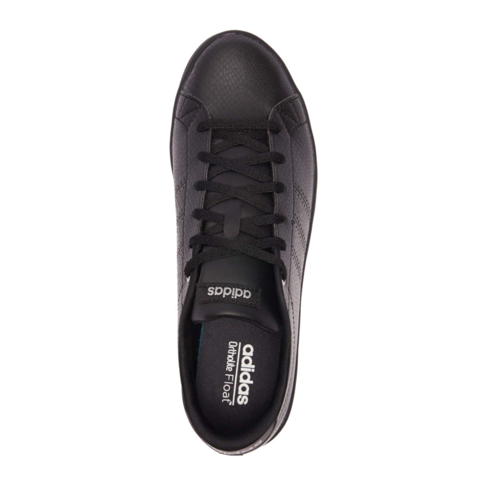 adidas Advantage Clean sneakers met reptielenprint | wehkamp