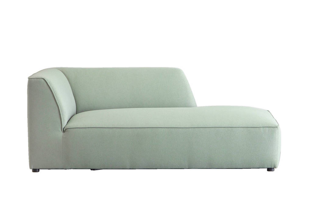 whkmp's own chaise met armleuning rechts Town, Mint