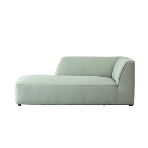 whkmps own chaise met armleuning links Town