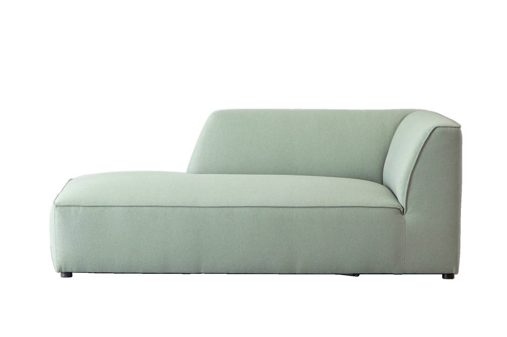 whkmp's own chaise met armleuning links Town, Mint