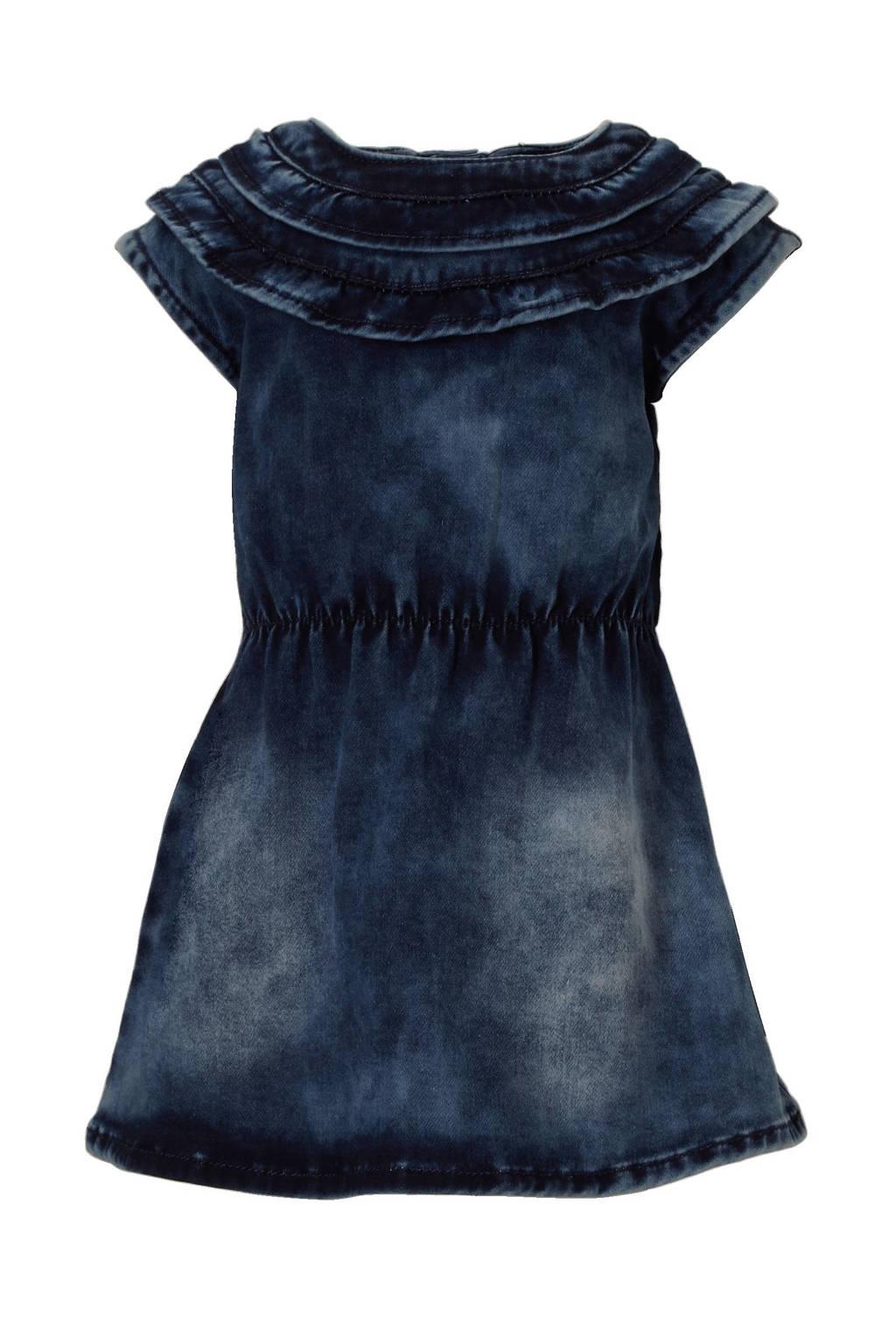 Small Rags spijkerjurk Hella, Denim/ donkerblauw