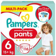 Premium Protection Pants maandbox maat 6 (15 kg+) 116 luierbroekjes