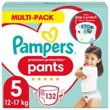 Premium Protection Pants maandbox maat 5 (12kg-17 kg) 132 luierbroekjes