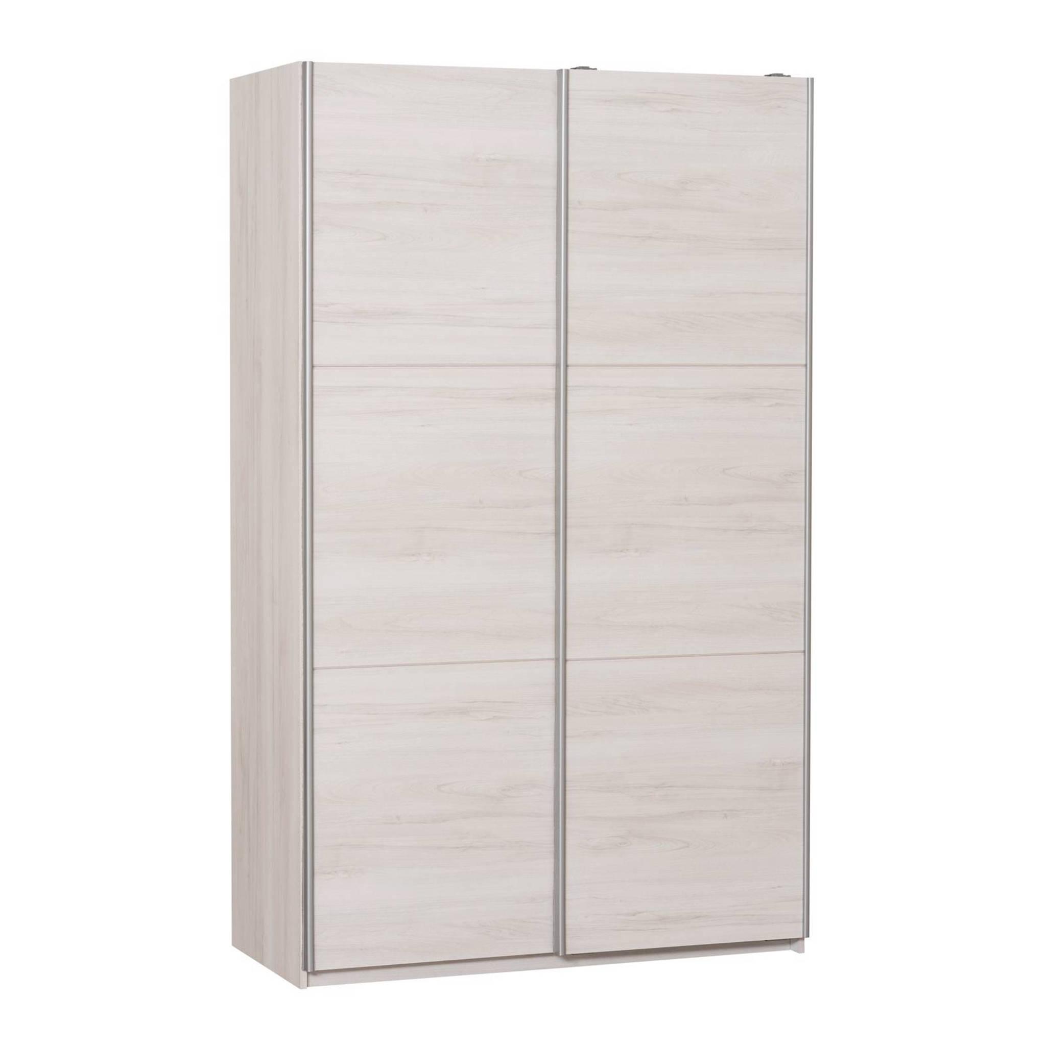 White Wash Hangkast.True Furniture Kledingkast Lucca Wehkamp