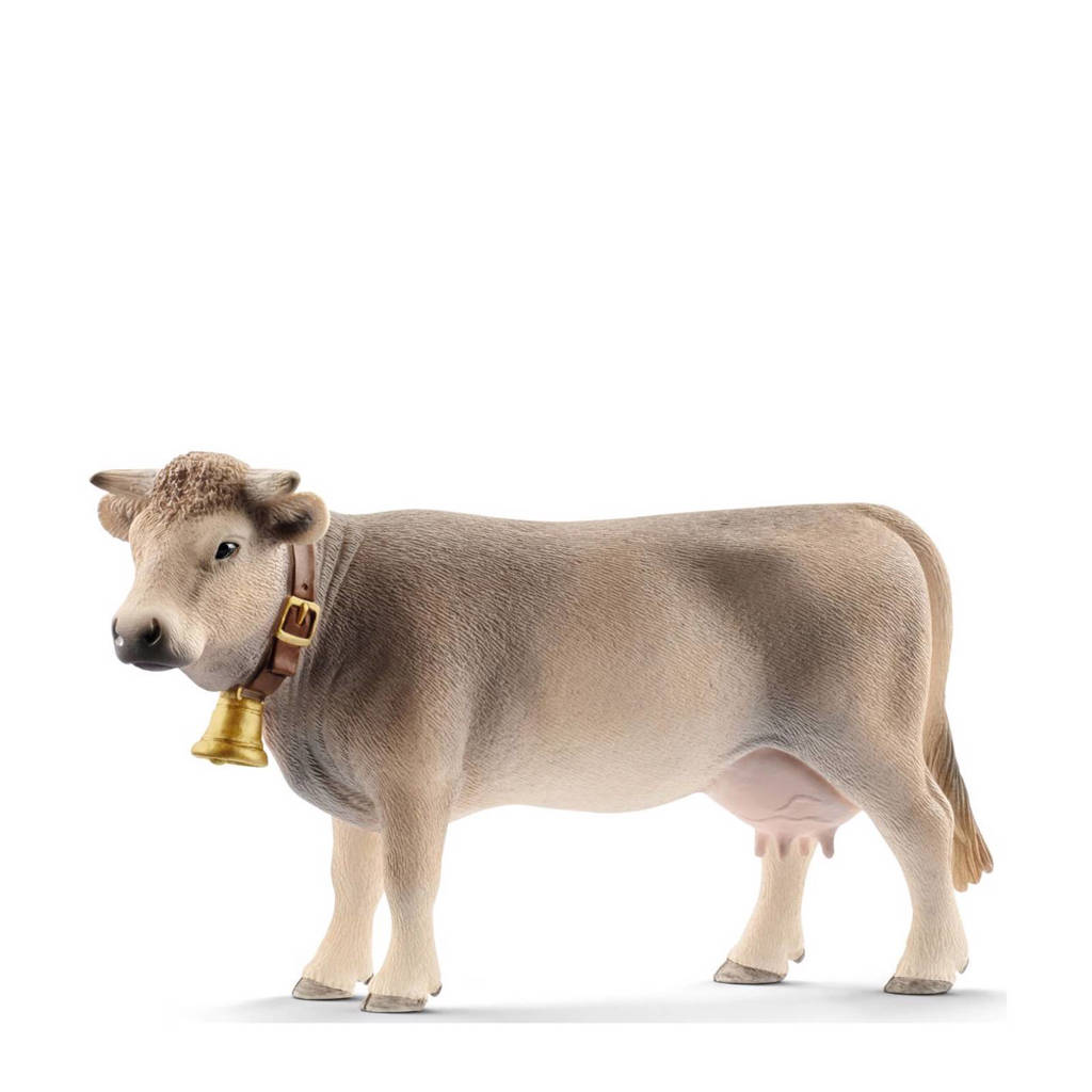 Schleich Farm World braunvieh koe 13874