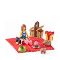 Schleich Horse Club verjaardag picnic 42426