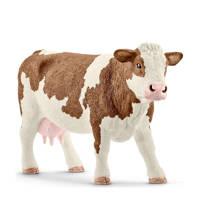 Schleich Farm World simmental koe 13801